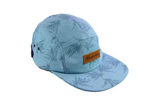 Picture of Hemp 5 Panel Cap