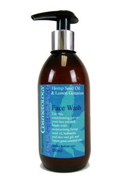 Picture of Hemp Facial Wash Gel