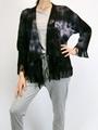 Picture of Hemp Fringe Jacket