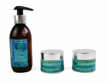Picture of Hemp Facial Care Range for Sensitive Skin