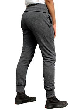 Picture of Hemp Ladies Fold-over Pants