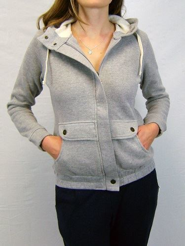Picture of Hemp Ladies Military Jacket