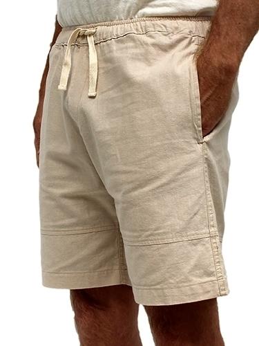 Picture of Hemp Mens Elasticated Shorts