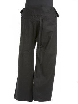 Picture of Hemp Ladies Thai pants