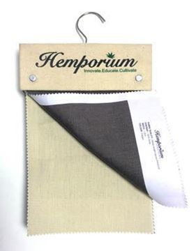 Picture of Hemp Fabric Swatchbook