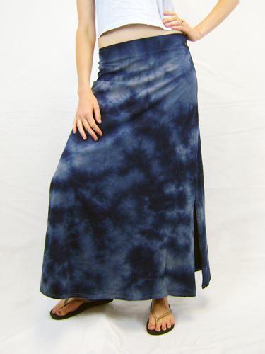 Picture of Hemp Ladies Lycra Maxi Skirt