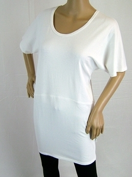 Picture of Hemp Ladies Plain Lycra T-shirt
