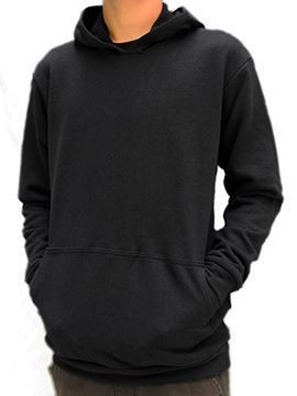 Picture of Hemp Mens Hooded Sweatshirt