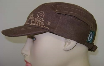 Picture of Hemp Promo Military Cap
