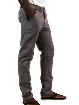 Picture of Hemp Mens Slim Fit Chino