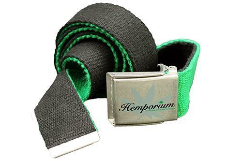 Picture of Hemp Leaf Belt