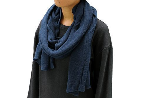 Picture of Hemp Knitted Scarf
