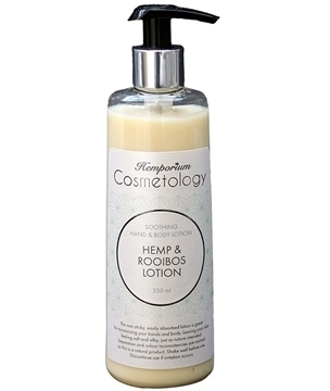 Picture of Hemp & Rooibos Hand Lotion Lux