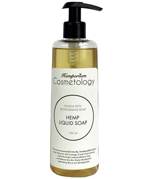 Picture of Hemp Liquid Soap