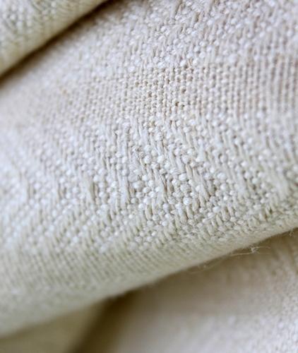 Picture of Heavy Weight 100% Hemp Herringbone Fabric