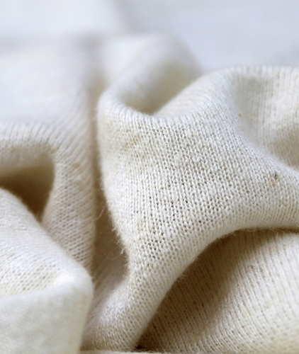 Picture of Winter Weight Organic Hemp Jersey Fabric