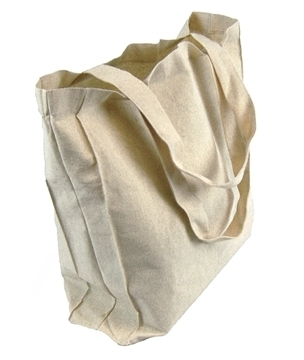 Picture of Hemp Plain Shopper