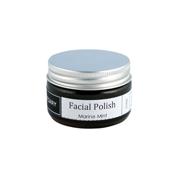 Picture of The Apothecary Marine Mint Facial Polish