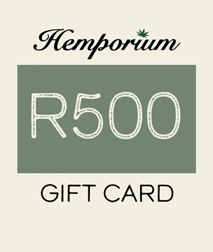 Picture of Hemporium Gift Card R500