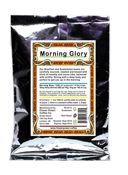 Picture of Hemp CBD Coffee Morning Glory