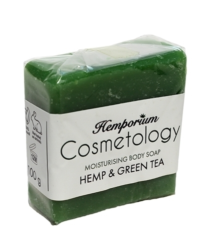 Picture of Hemp Green tea Soap