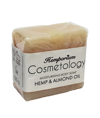 Picture of Hemp Almond oil soap