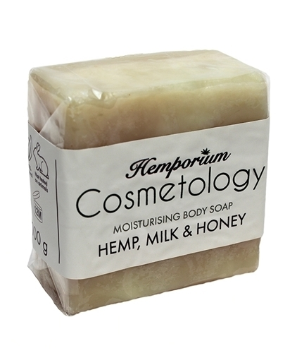 Picture of Hemp Milk and honey soap