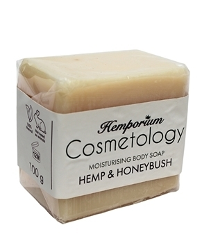 Picture of Hemp Honeybush soap