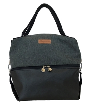 Picture of Hemp Zipper Slim Bag