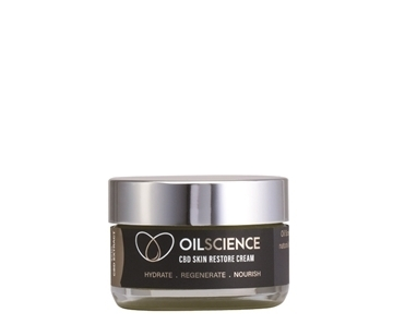Picture of Oil Science CBD Skin Restore Cream