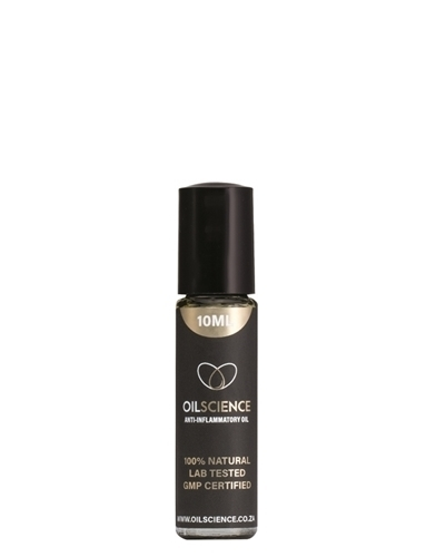 Picture of Oil Science CBD Anti-inflammatory Cream