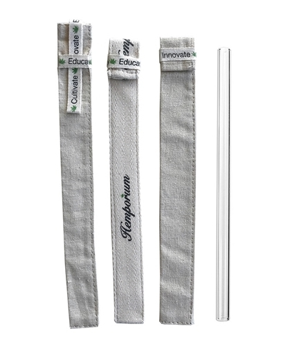 Picture of Pouch for Reusable Drinking Straw