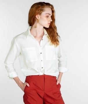 Hemp Pretty shirt in natural