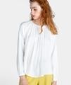 Hemp Cassia Top in white