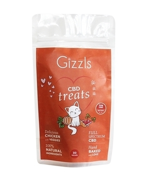 Gizzls CBD treats for cats