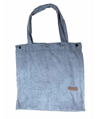 Hemp Corduroy Shopper