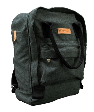 Hemp Utility Backpack