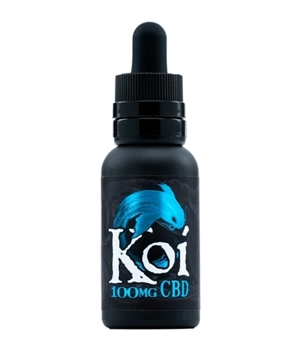 Koi CBD Vape Juice Blue Raspberry 100mg