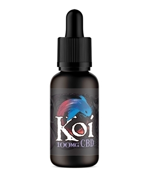 Koi CBD Vape Juice Purple Tropical 100mg