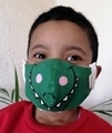 Hemp Kids Face Mask Set