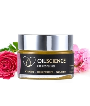 Oil Science CBD Rescue Gel