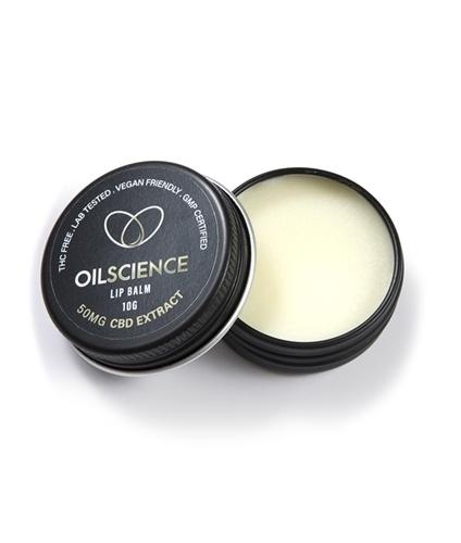 Oil Science 50mg CBD Lip Balm - Spearmint