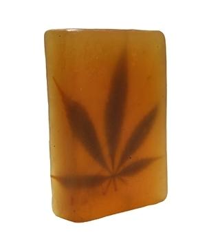 Hemp Leaf Soap