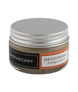 The Apothecary Deodorant Orange and Neroli