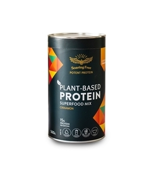 Plant-Based Protein Mix - Cinnamon 500g