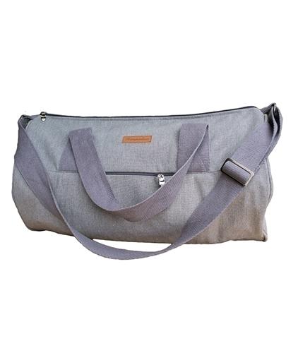 Hemp Tog Bag Grey