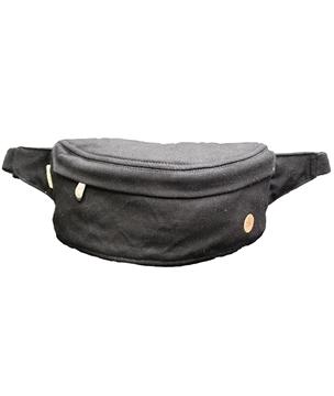 Hemp Moonbag Black